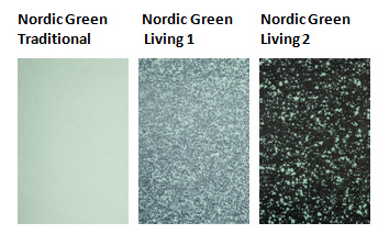 Nordic Green colors