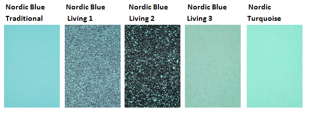 all colors nordic blue