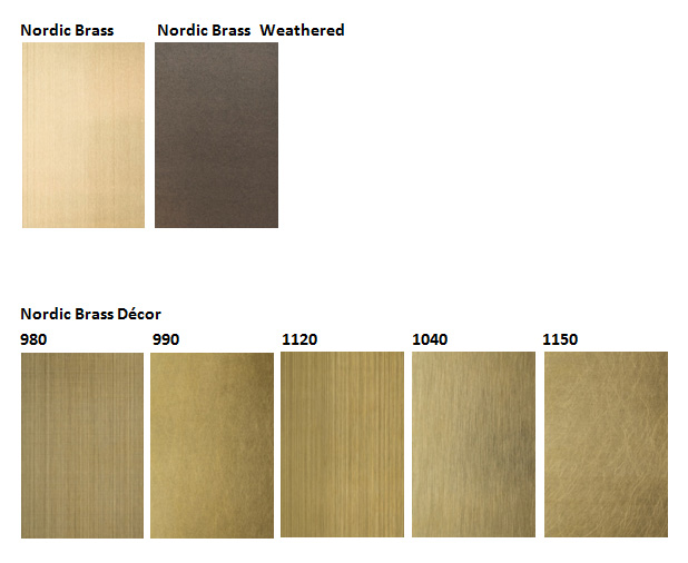 colors nordic brass