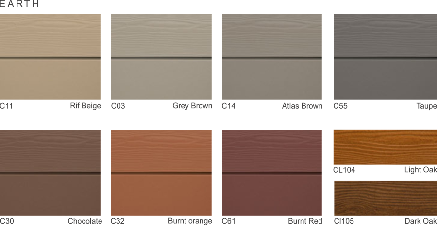 CEDRAL COLOUR EARTH