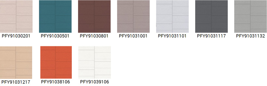polyform vinacoustic panel colors