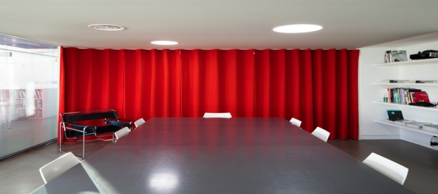 TEXAA Acoustic Curtains