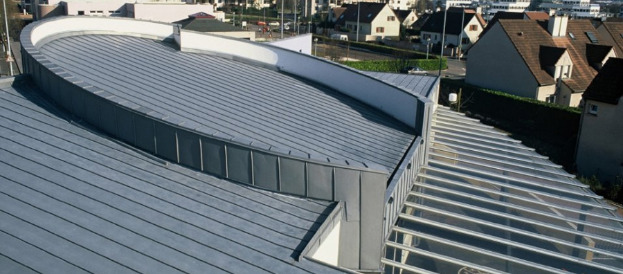 VMZ Structural roof®